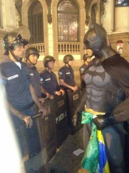 海外の警察のちょっと面白い画像